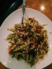 Tea Leaf Salad Rangoon Chinatown Philadelphia