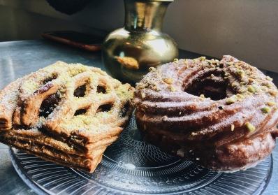 Pastries at Suraya Philadelphia
