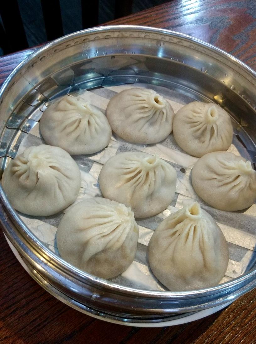 Soup Dumplings Tom's Dim Sum Philadelphia