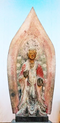 Buddha- University of Pennsylvania Museum of Archaeology Philadelphia