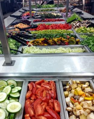 Salad Bar Whole Foods Philadelphia