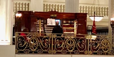Wanamaker Organ Macys Philadelphia