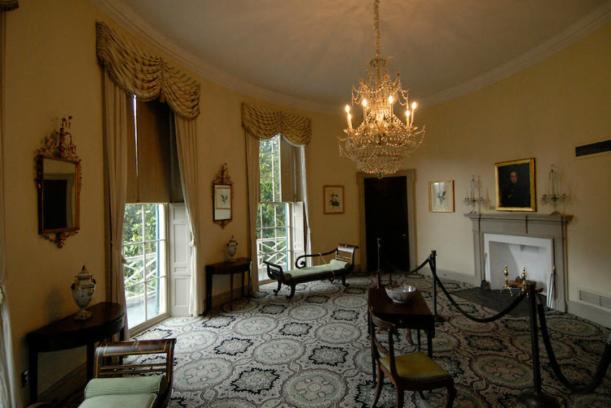 Interior Lemon Hill Philadelphia