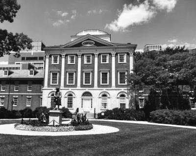 Historic Pennsylvania Hospital Philadelphia