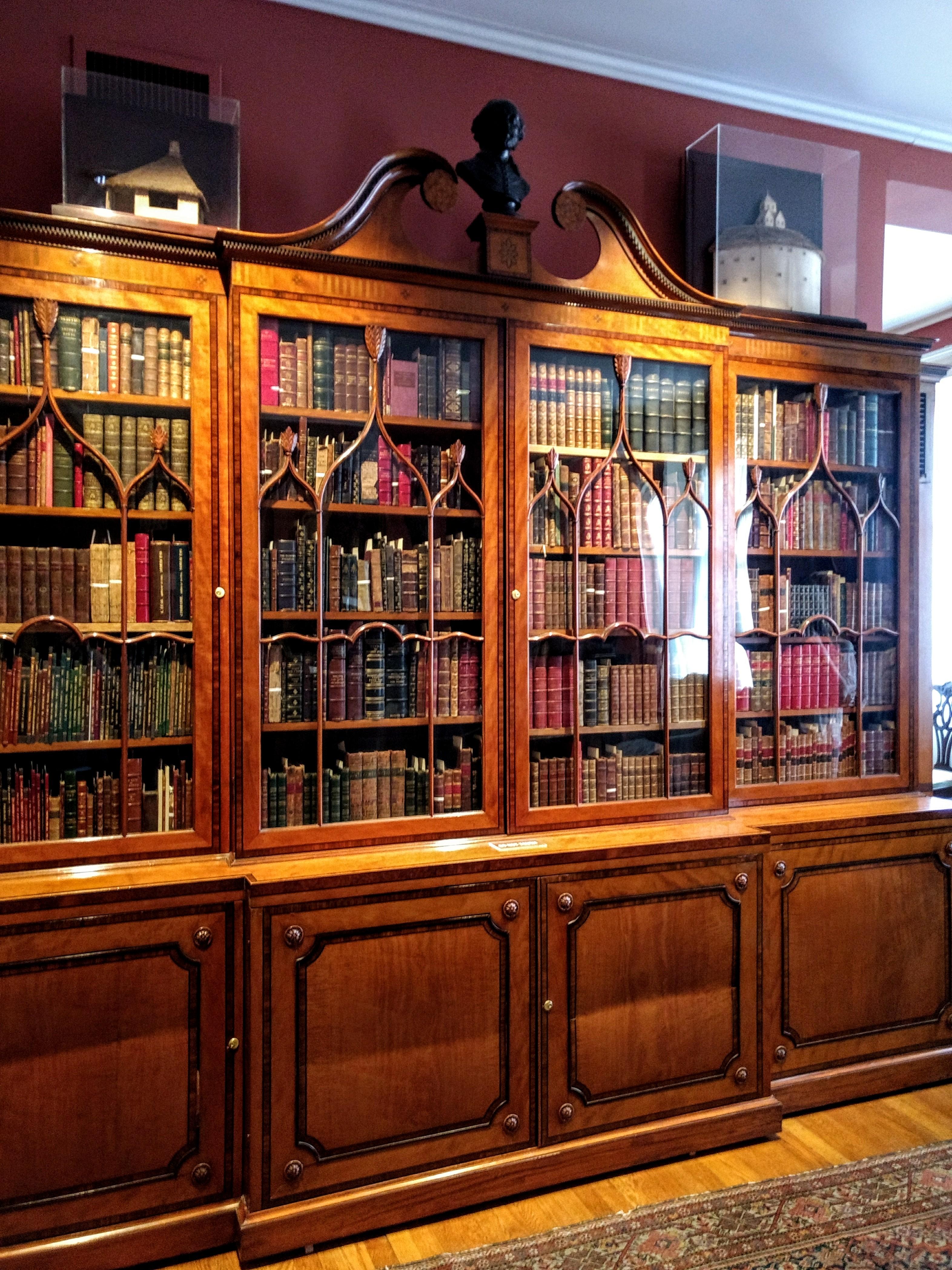 Rosenbach library Philadelphia