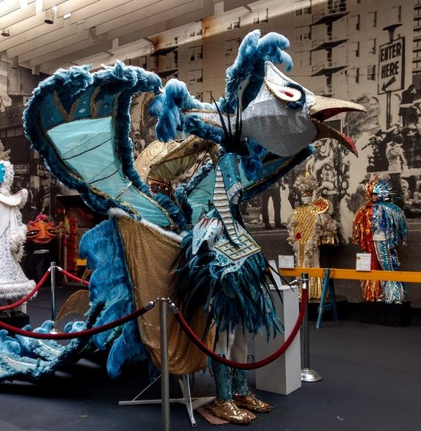 Mummer's Museum Philadelphia