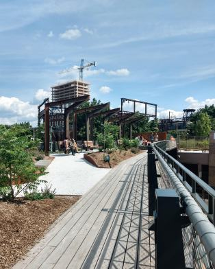 The Rail Park Philadelphia