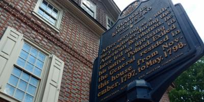 Kosciuszko House Philadelphia