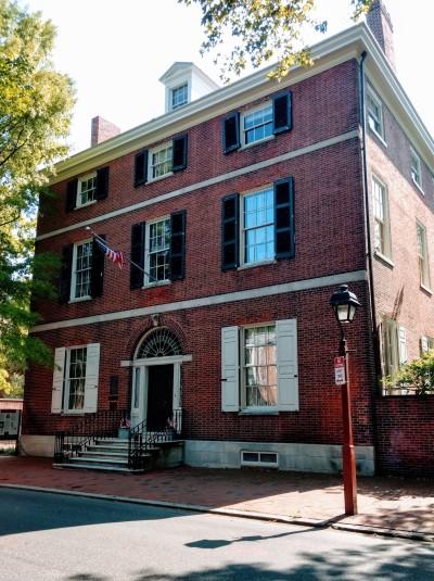 Physick House Philadelphia