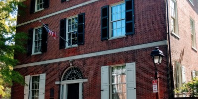 Physick House Philadelphia