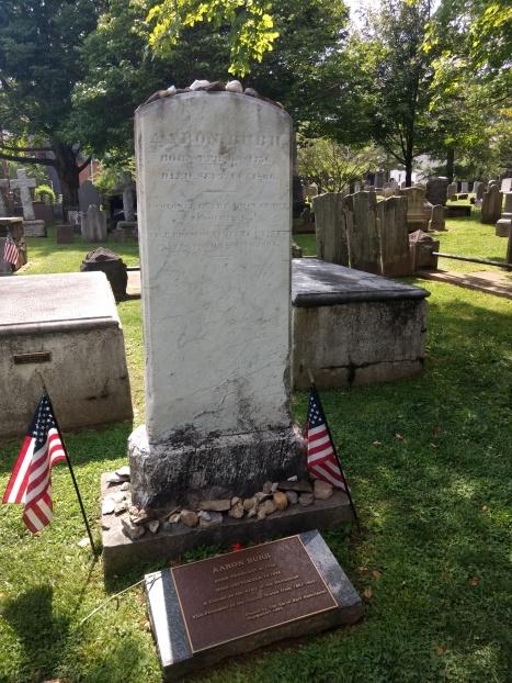 Princeton's Nassau Cemetery