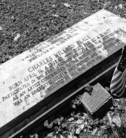 Peale's Grave St. Peters Philadelphia