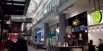 The Bourse food court Philadelphia
