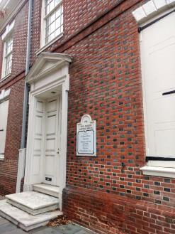 Free Quaker Meeting House Philadelphia