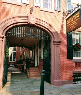 Old St. Joseph's Philadelphia