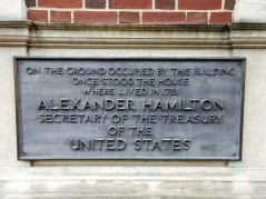 Hamilton House Site Philadelphia