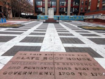 Welcome Park Philadelphia
