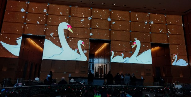 Comcast Center Christmas
