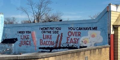 Love Letters murals, Philadelphia