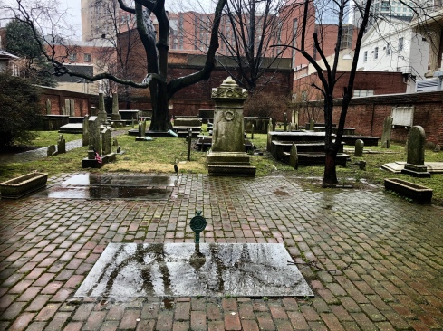 Mikveh Israel Cemetery Philadelphia