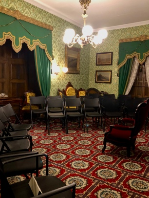 Ebenezer Maxwell Mansion Philadelphia