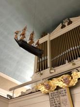 Gloria Dei Old Swedes Church Philadelphia