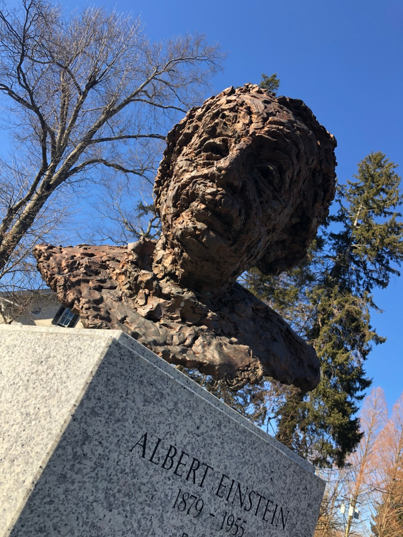 Albert Einstein Princeton NJ