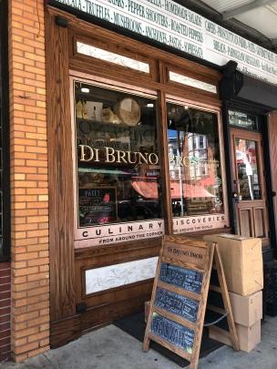 Di Bruno Brothers Italian Market Philadelphia