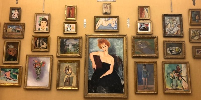 Barnes Foundation Philadelphia