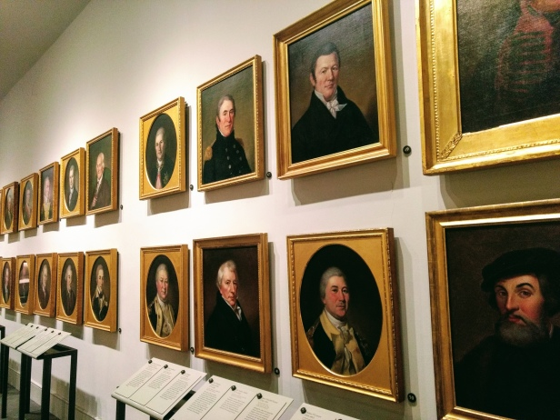 Portrait Gallery Philadelphia
