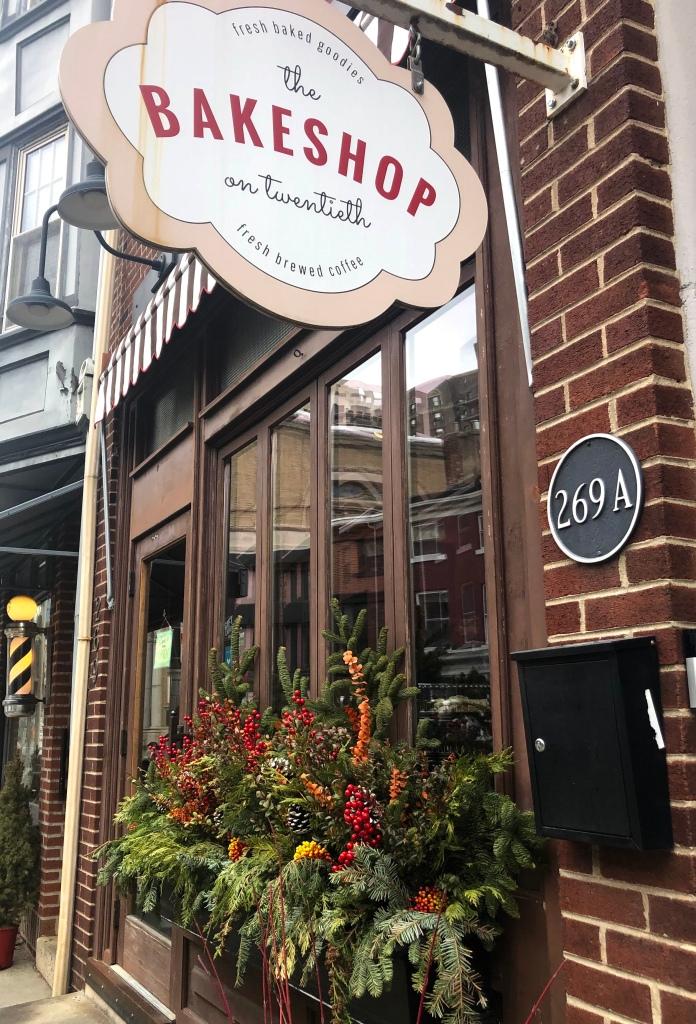 Bakeshop on 20th Philadelphia