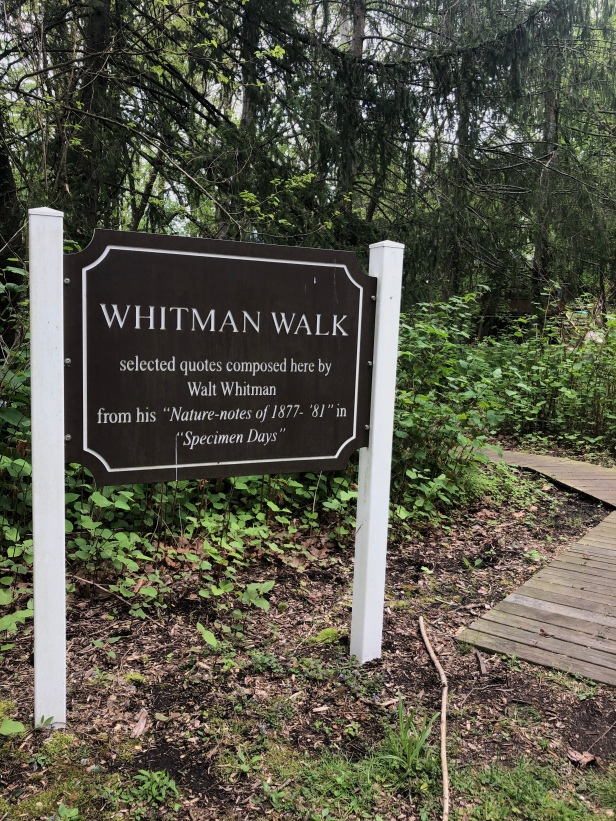 Walt Whitman Laurel Springs NJ