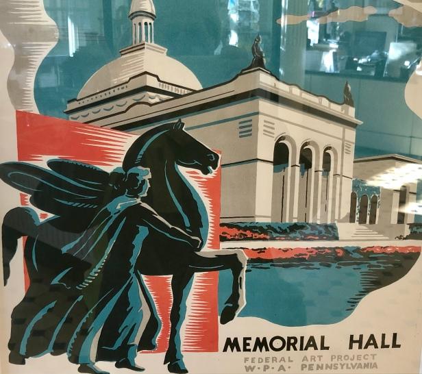 WPA posters Free Library Philadelphia