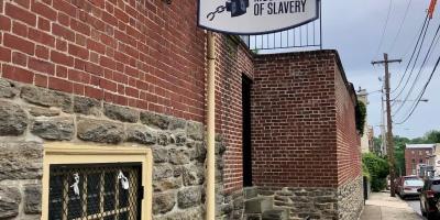 Lest We Forget Museum of Slavery Philadelphia