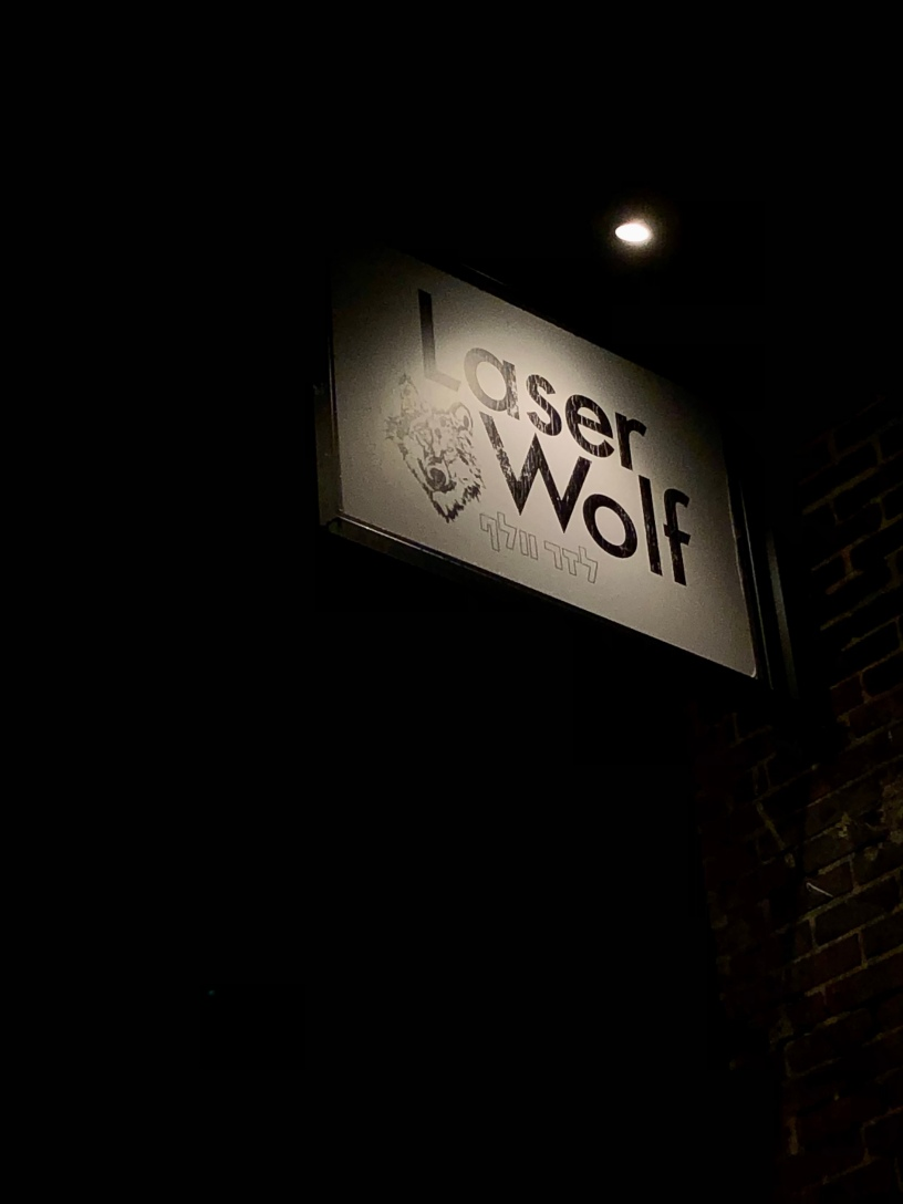 Laser Wolf, Philadelphia