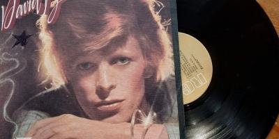 David Bowie, Philadelphia