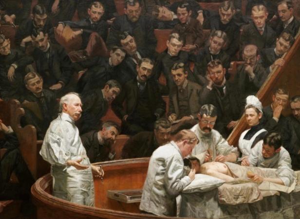 Thomas Eakins, The Agnew Clinic